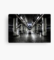 Chicago - CTA Canvas Print
