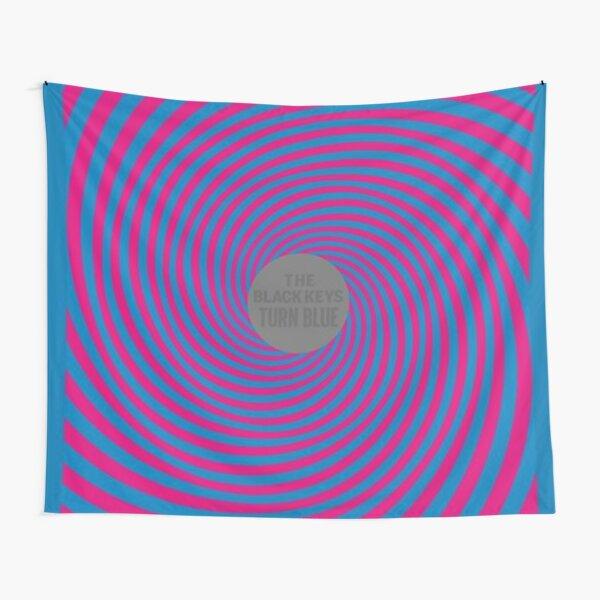 The Black Keys - Turn Blue Album Cover Tapestry