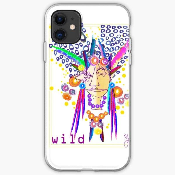 Wild iPhone Soft Case