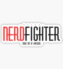 Nerdfighter Sticker