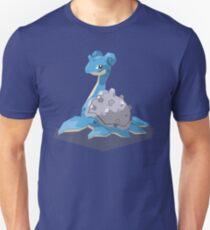 53344748 Cutout Lapras Slim Fit T-Shirt