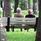 Ponderings in the Park by M-EK