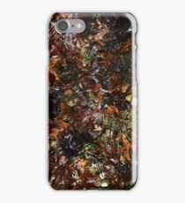 "Real Tree Design for Hunting & Shooting ""Wet"" #1 iPhone Case/Skin"