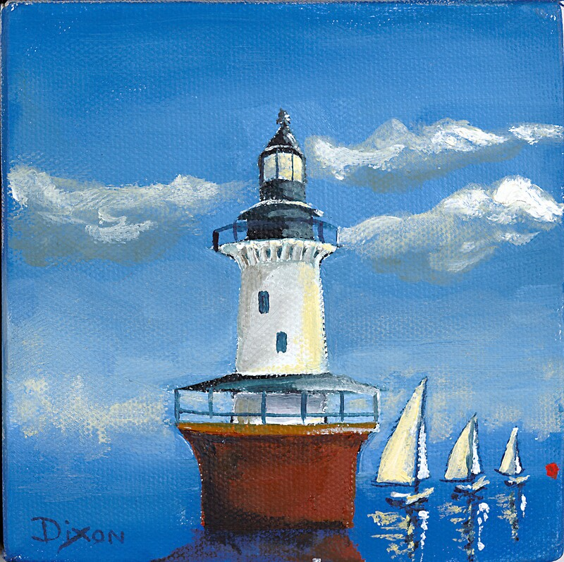 Quot Hoopers Island Lighthouse In The Chesapeake Bay Quot By