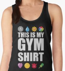 Kanto Gym Shirt Women's Tank Top
