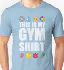 Kanto Gym Shirt T-Shirt