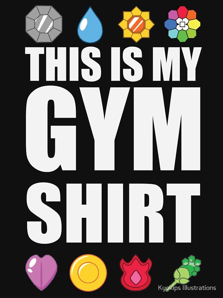 Kanto Gym Shirt | Unisex Tank Top