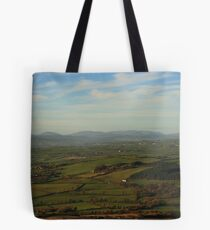 The Bluestacks From Croaghan Hill Tote Bag