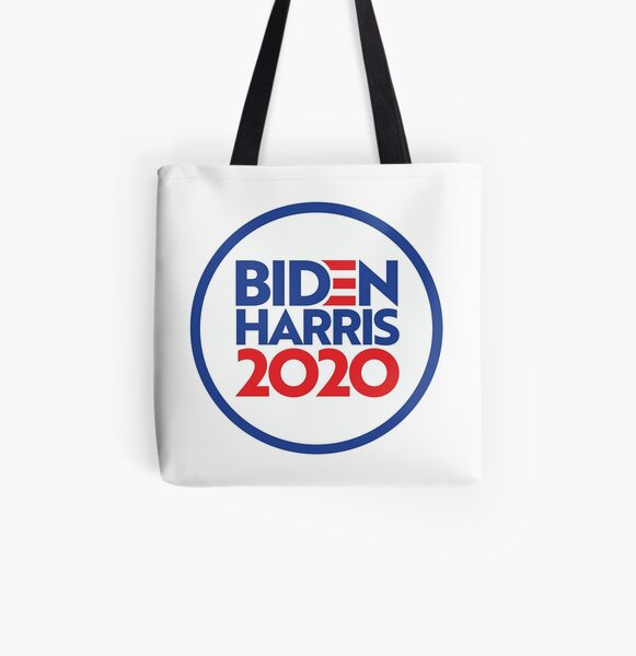 Biden Harris 2020 All Over Print Tote Bag