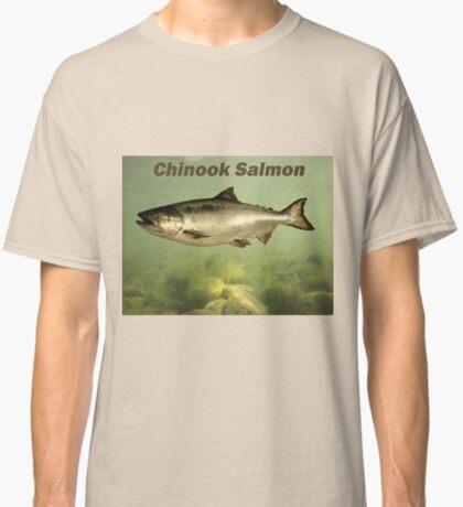 Chinook Salmon Classic T-Shirt