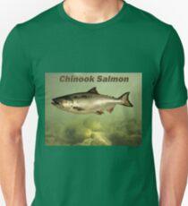 Chinook Salmon Unisex T-Shirt