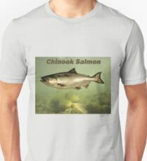 Chinook Salmon Unisex T-Shirt