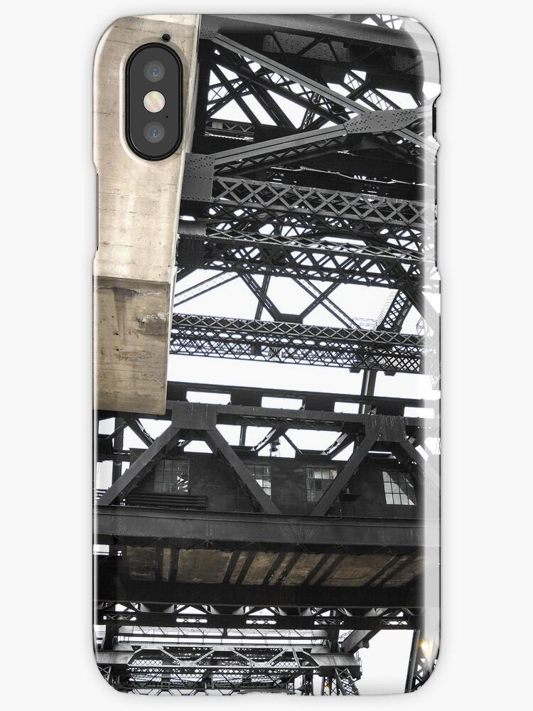 Third Street Bridge Vertical by studiojanney