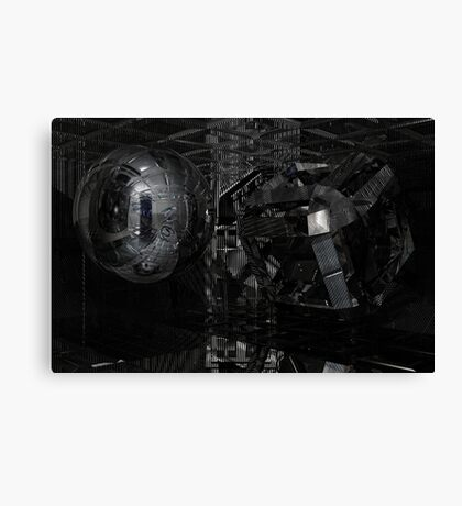 locked in Canvas Print