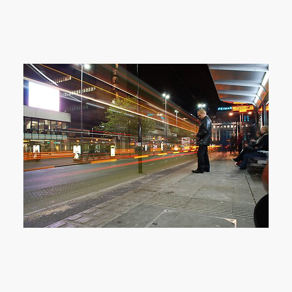 Piccadilly Gardens Photographic Print