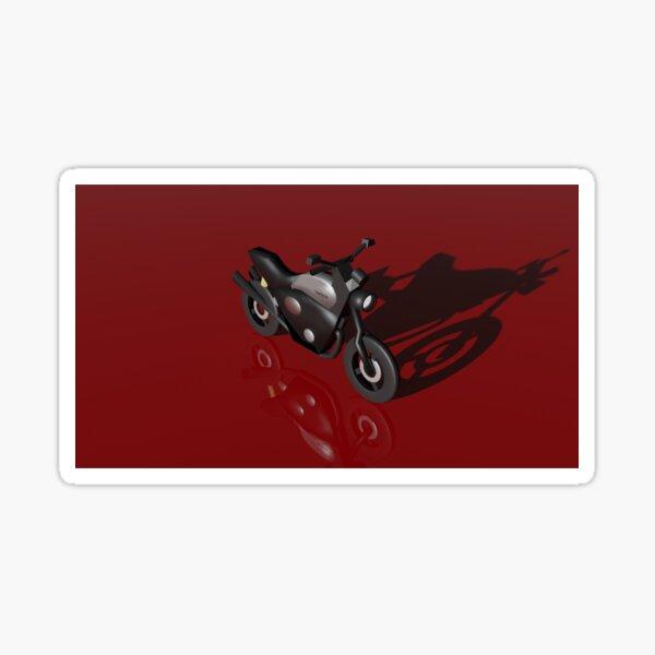 motor bike Sticker