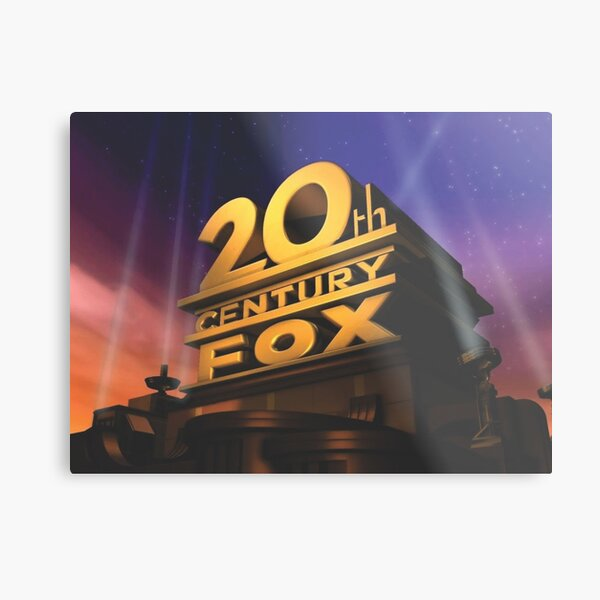 20th Century Fox Metal Print