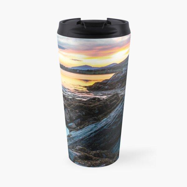 Seal Pup Sunset Travel Mug