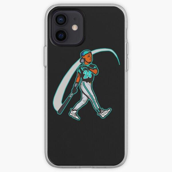 KEN GRIFFEY JR VINTAGE iPhone Soft Case