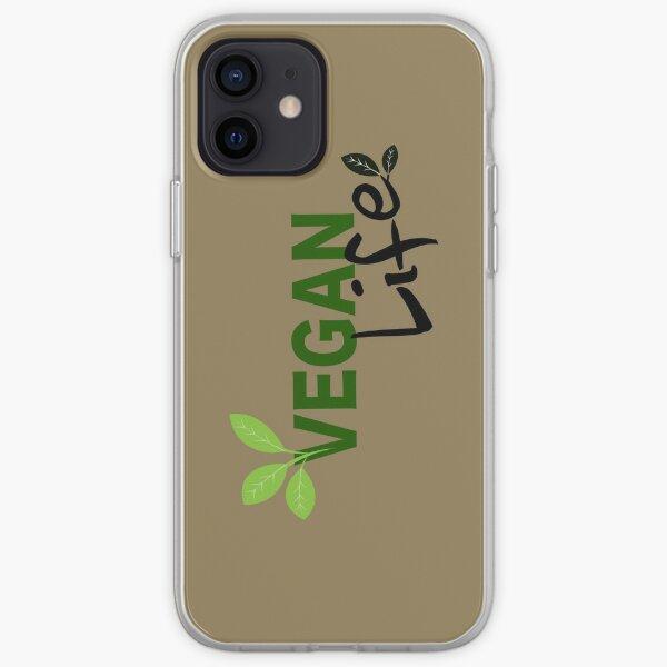 Vegan Life iPhone Soft Case