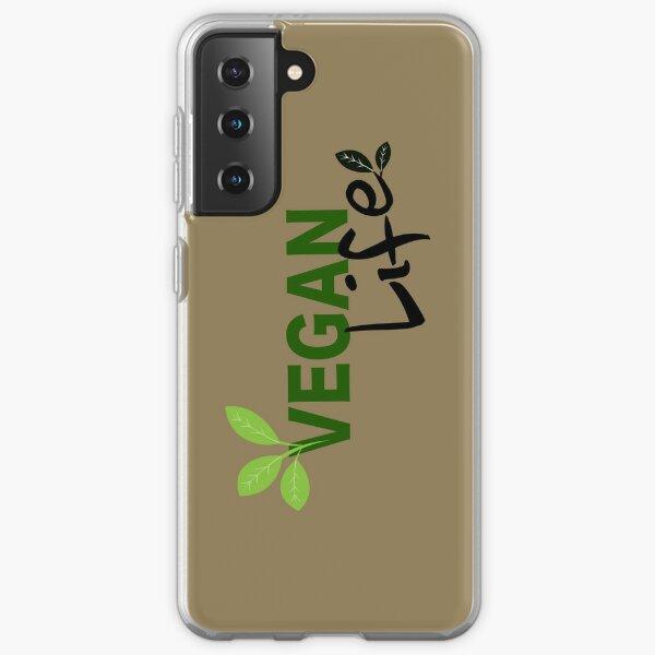 Vegan Life Samsung Galaxy Soft Case