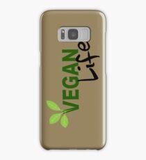 Vegan Life Samsung Galaxy Case/Skin