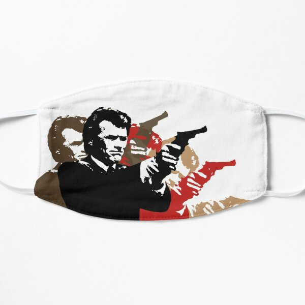 Clint Eastwood - Dirty Harry Flat Mask