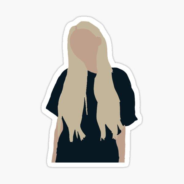 madi monroe Sticker