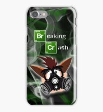 Breaking Crash  iPhone Case/Skin