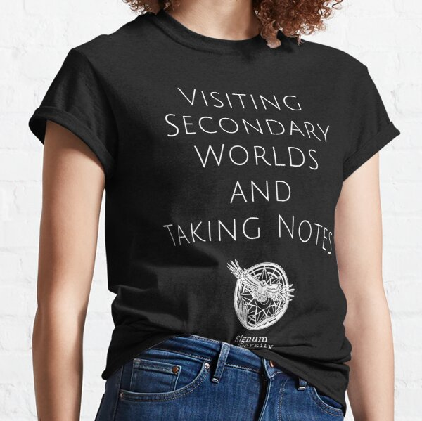 Visiting Worlds Classic T-Shirt