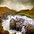 Falls of Glencoe by RayDevlin