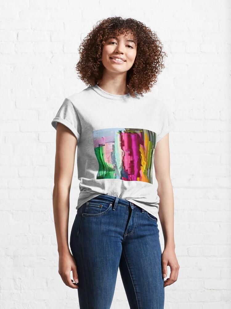 Alternate view of 00001+01 Classic T-Shirt
