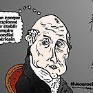 James MONROE chauve webcomic by Binary-Options