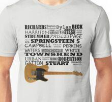 Telecaster Rock & Roll Unisex T-Shirt