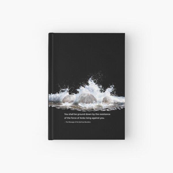 Spiritual Boulders Hardcover Journal