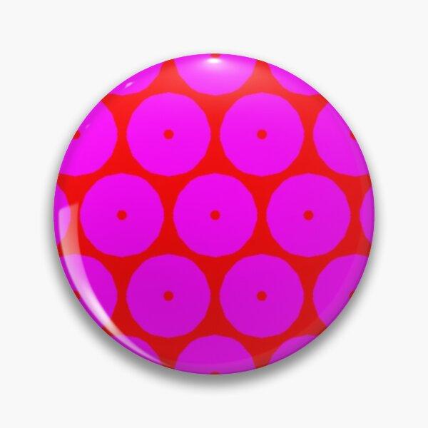 PINK EYE Pin