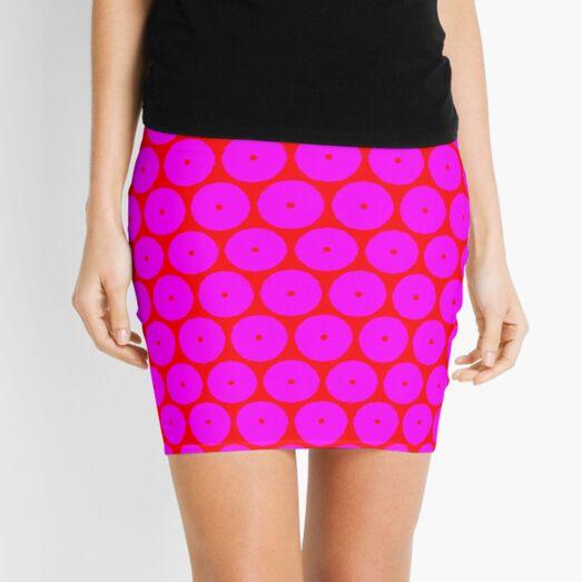 PINK EYE Mini Skirt