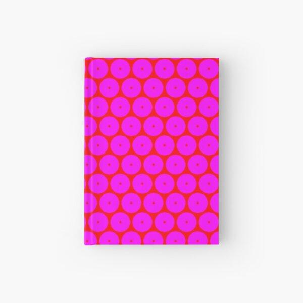PINK EYE Hardcover Journal