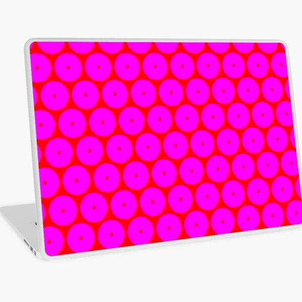 PINK EYE Laptop Skin