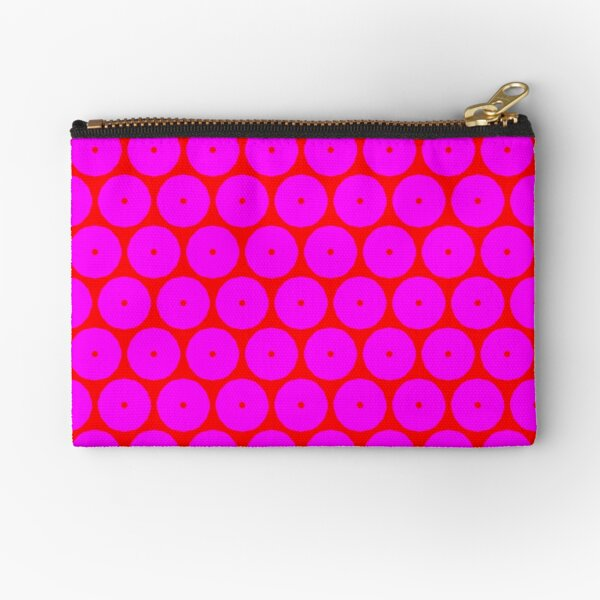 PINK EYE Zipper Pouch