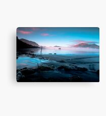Beauty of pure nature Canvas Print