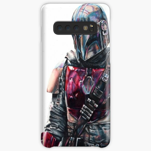 Galaxy Bounty Hunter Samsung Galaxy Snap Case