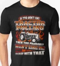 tractor pulling Unisex T-Shirt