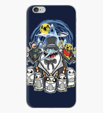 Penguin Time (iphone case2) iPhone Case