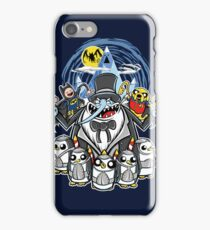 Penguin Time (iphone case2) iPhone Case/Skin