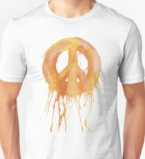 Dripping Peace Sign T-Shirt