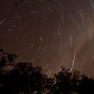 Startrails by Will Hore-Lacy