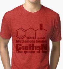 Methamphetamine Tri-blend T-Shirt