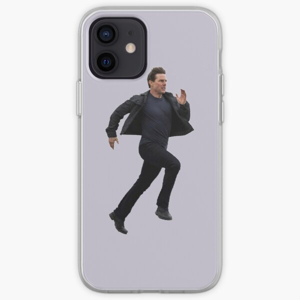 Ethan Hunt Mission Not Impossible Sticker iPhone Soft Case