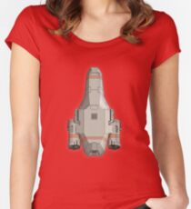 The Kestrel Women's Fitted Scoop T-Shirt